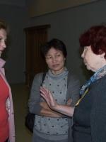 Хромосома-2012. Заседания. Общение в кулуарах