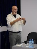 Дискуссия с главным редактором Chromosome Research (C Rieder, США)