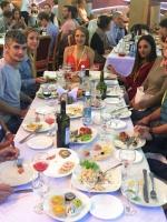 "Конференция ""Хромосома - 2018"" 24.08.2018. Банкет"