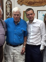 Спицин ВВ (Московский зоопарк), S O'Brien, Шило АР, Шило ОВ (Новосибирский зоопарк)