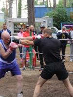 """Открытый ринг """"Бокс в лесу"""" 28.07.2018"""