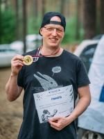 СН Белякин - победитель в весовой категории до 91 кг