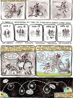 """Ольга Посух, """"Микрогравитация, или похождения мух-космонавтов"""", призы конкурсов """"Биомолекула"""" и """"ImScience"""" 2014 года"""