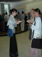 """""""Хромосома-2009"""" Общение в кулуарах"""